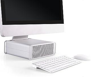 RICOO MTS-03, Soporte para iMac, Elevador para PC All in One, Monitor de 21-27