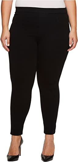 Spanx Plus Size Ankle Jean-Ish Leggings