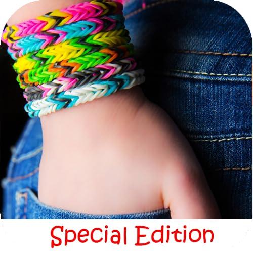 Loom Bracelet Guide For Rainbow Loom Lovers