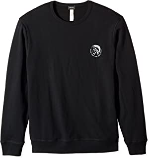 Diesel Men's Willy Sweatshirt Cand