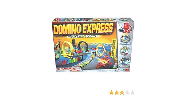 Goliath Domino Express Crazy Race 150 stenen