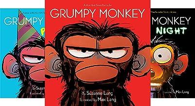Grumpy Monkey (3 Book Series)