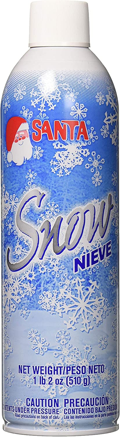 CHASE 55% OFF PRODUCTS 499-0505 White Spray Decoration for Snow Max 68% OFF 18-Ounc