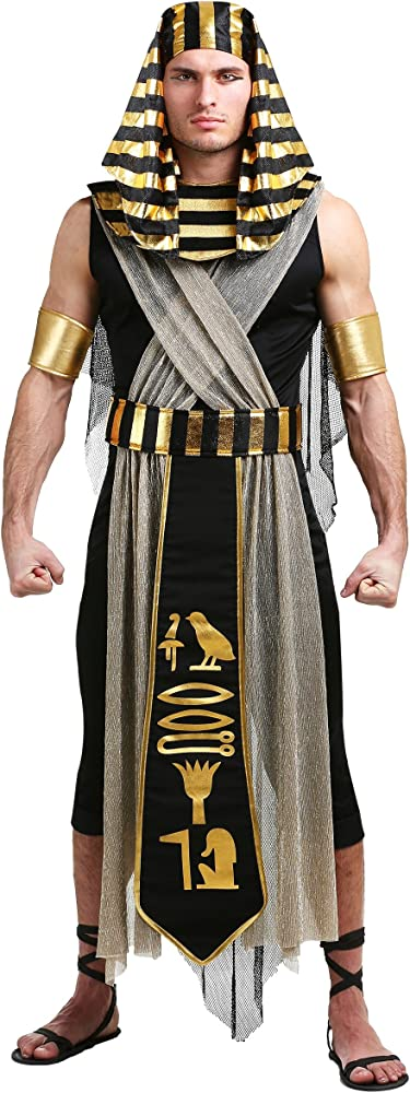 Adult pharaoh costume