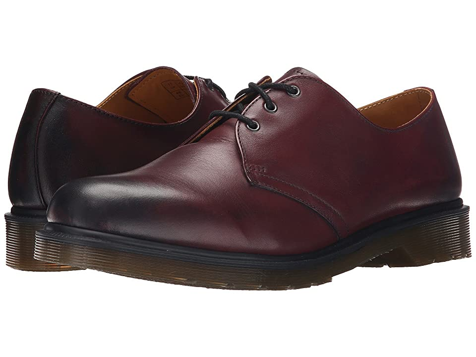 Dr. Martens 1461 3-Eye Shoe (Cherry Red Temperley) Men