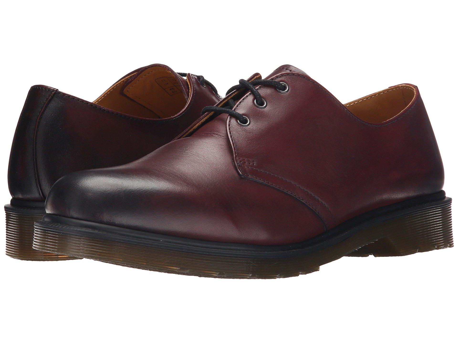 Calzado tipo Oxford para Hombre Dr. Martens 1461 3-Eye Shoe  + Dr. Martens en VeoyCompro.net