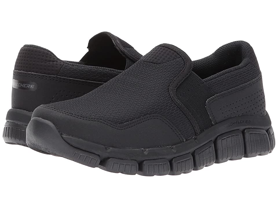 SKECHERS KIDS Skech Flex 2.0 97630L (Little Kid/Big Kid) (Black) Boy