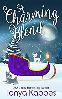 A Charming Blend: A Magical Cures Mystery and A Killer Coffee Mystery Crossover Mystery