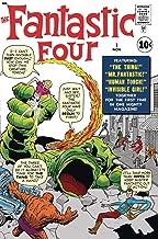 fantastic four 1 facsimile