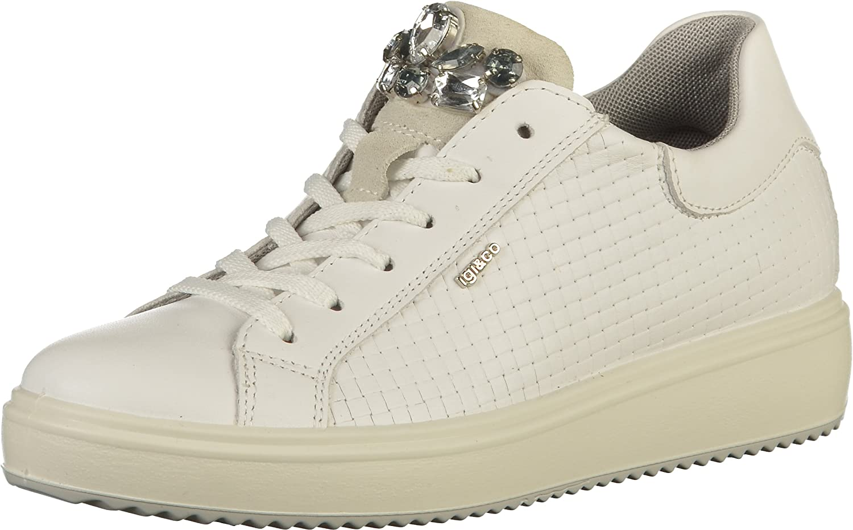 IGI&CO shoes Woman Low Sneakers 1148611 White