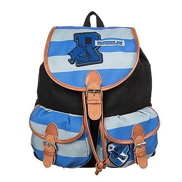 Harry Potter Ravenclaw Varsity Knapsack Backpack 14 x 17in