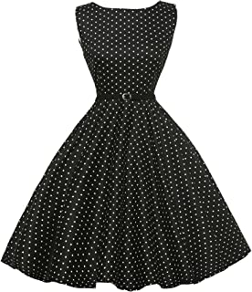 14f6d05fb7b158 Grace Karin 50s Retro Vintage Rockabilly Kleid Partykleider Cocktailkleider  GD6086