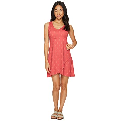 FIG Clothing Axa Dress (Obsidian Pink) Women