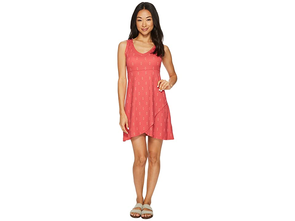 FIG Clothing Axa Dress (Obsidian Pink) Women