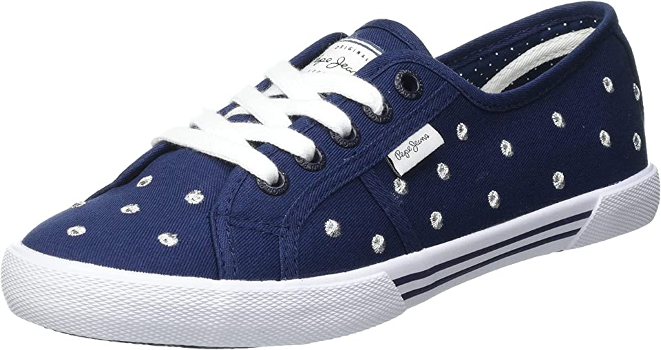 Women's ABERLADY Sweet Sneaker, 595navy, 7 UK