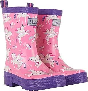 Girls' Printed Rain Boots