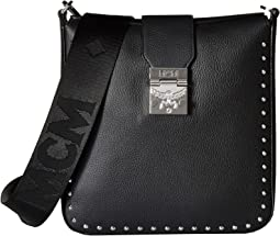 Kasion Studded Outline Park Avenue Crossbody Medium