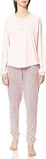 ESPRIT Damen Glenice Nw Coo Pyjama Lslv_lg Pyjamaset