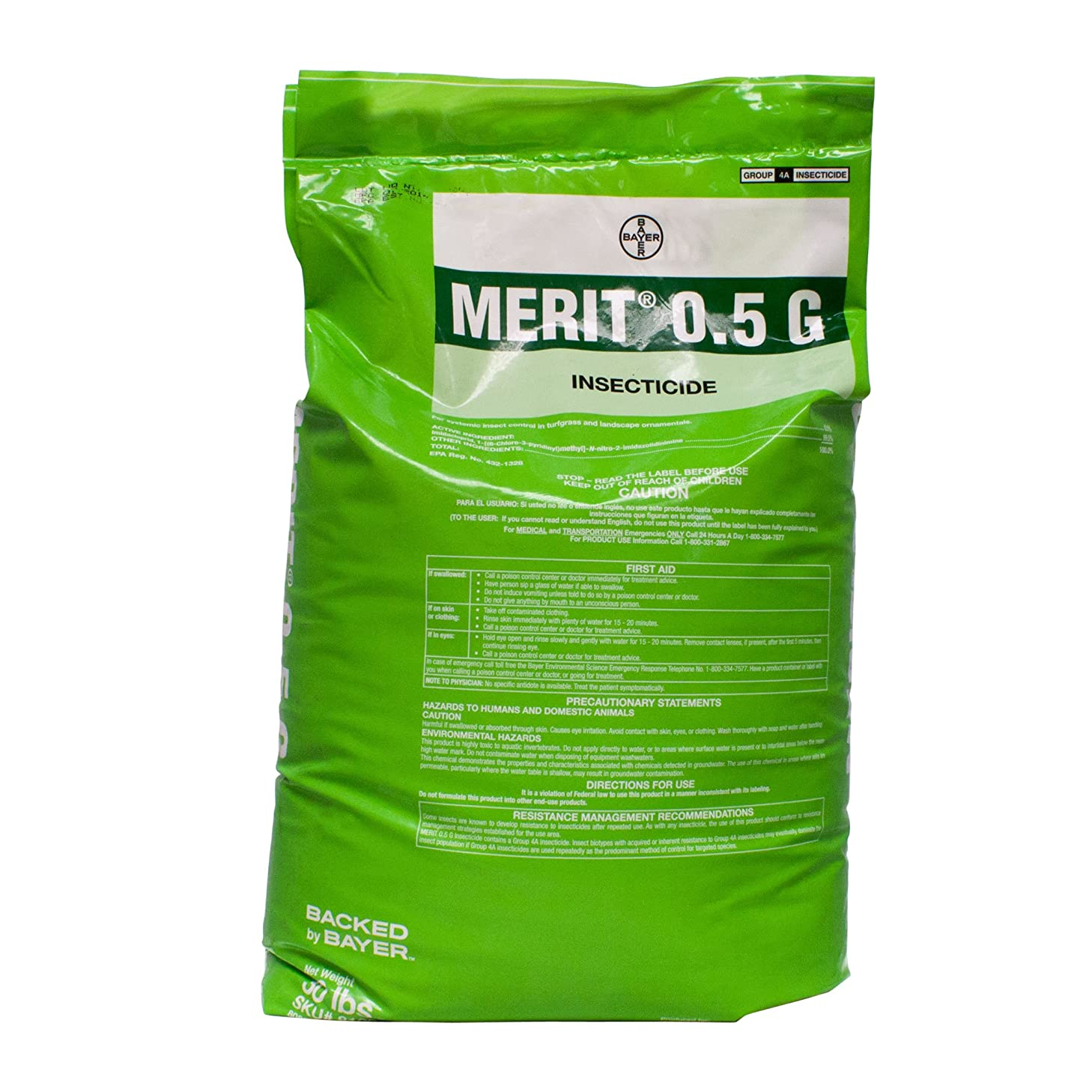 Merit Granules Insecticide (4)30 LB Bags