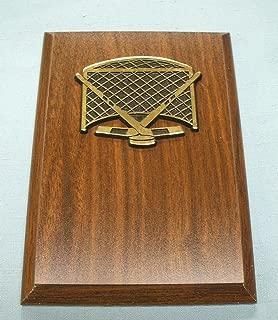 hockey stick trophy shelf