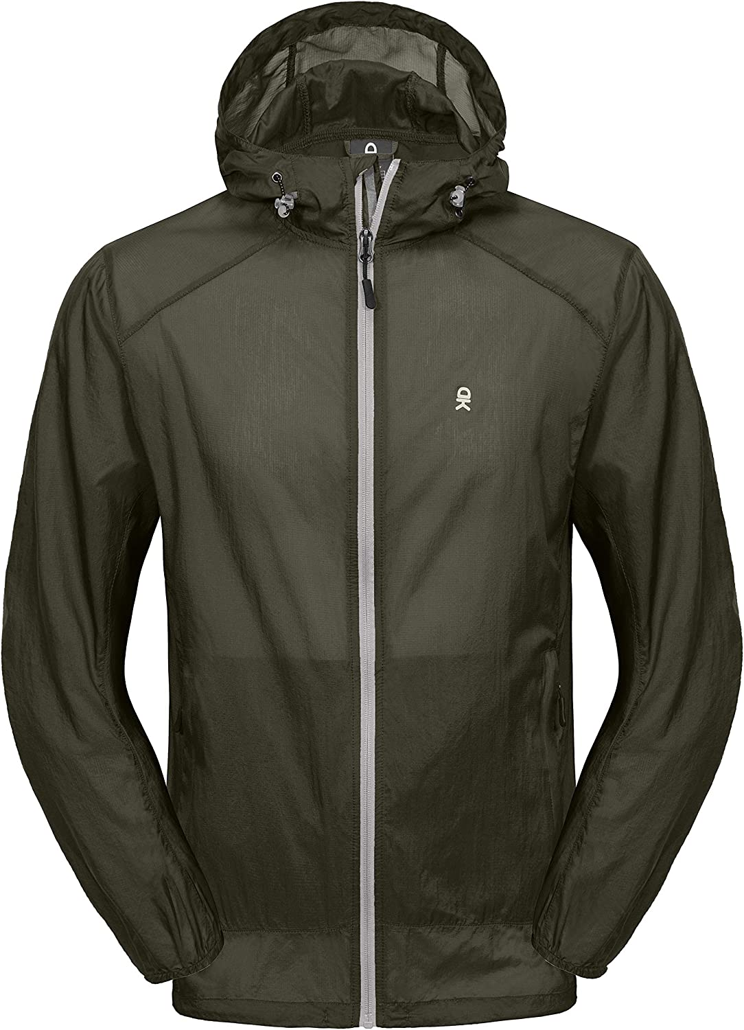Max 84% OFF Little Donkey Andy Men's UPF Jacket 50 Sun Brand new Packa Protection