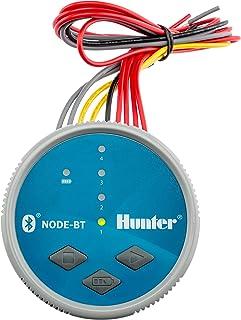 SPW Hunter Node-BT-400 Four Zone Bluetooth Enabled Irrigation Controller 4 Station 9V Timer NODEBT400