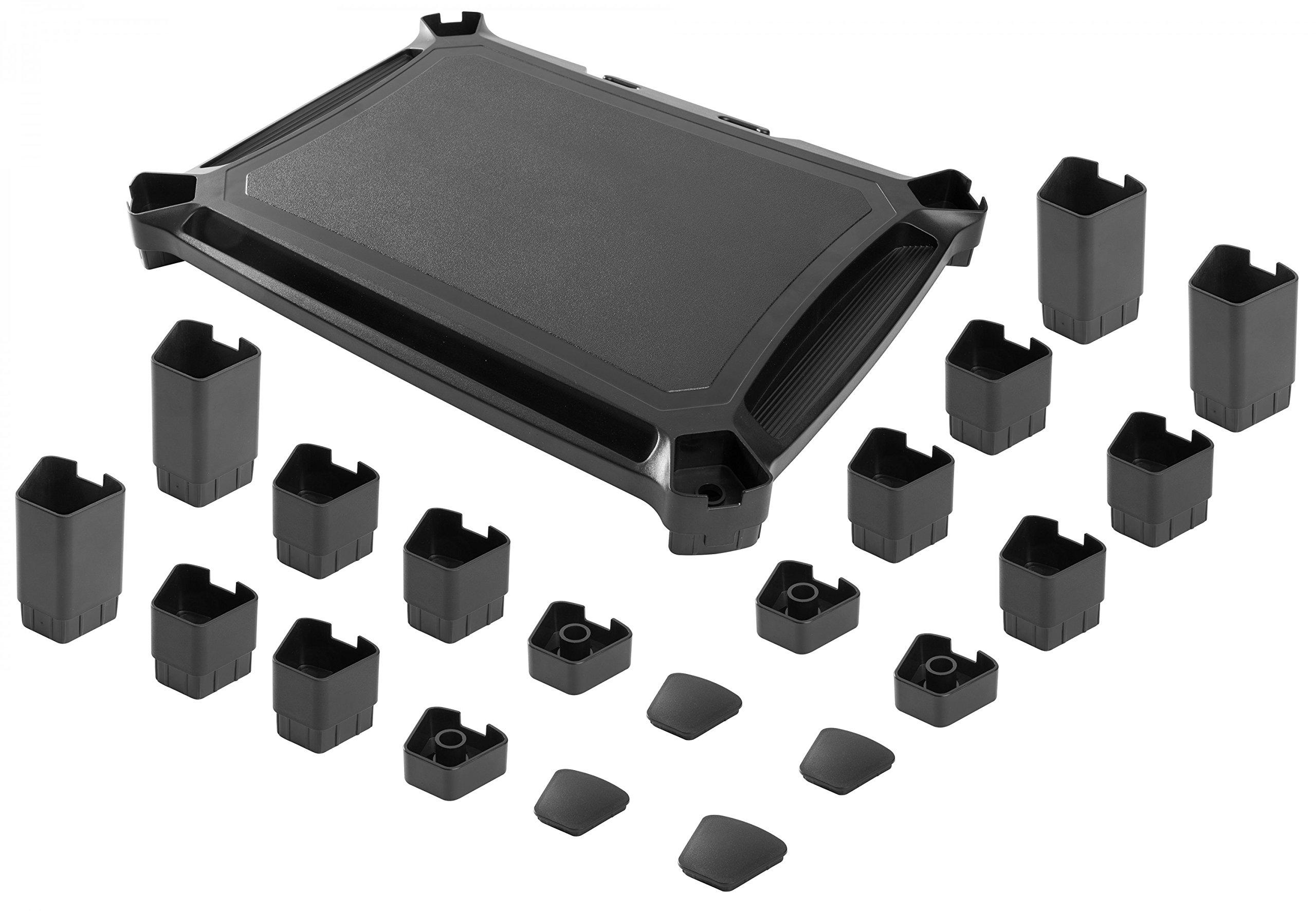 RICOO WM1-L, Soporte Monitor PC, Elevador Pantalla Ordenador ...