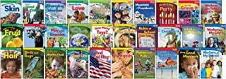 Teacher Created Materials - TIME For Kids Informational Text Collection - 30 Book Set - Grade K