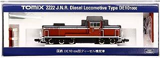 TOMIX Nゲージ DE10-1000 2222 鉄道模型 ディーゼル機関車