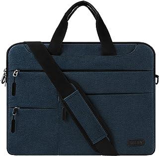 NUBILY Borsa Porta PC Tracolla 15,6 Pollici Uomo e Donna Laptop Sleeve Borsa Notebook Computer Portatile Sottile e Imperme...