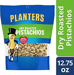 Planters Dry Roasted Pistachios (12.75 oz Canister)