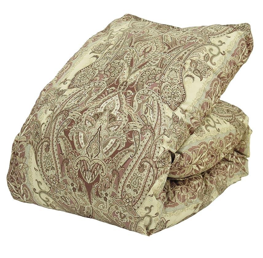 短くする事前に繊毛ボーマ(BOMA) エンジ シングル カナダ産ホワイトダウン85% 使用 羽毛合掛け布団 日本製 629670BO