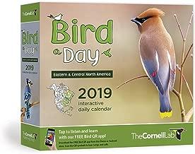 BIRD-A-DAY 2019 DAILY CALENDAR: EASTERN (cal) Cornell Lab Publishing