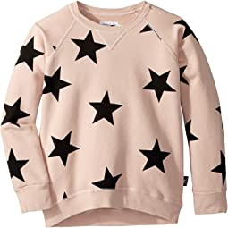 Star Sweatshirt (Little Kids/Big Kids)