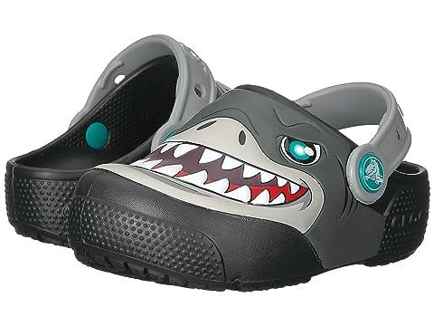 854fb14f5efb2a Crocs Kids Fun Lab Lights Clog (Toddler Little Kid) at 6pm