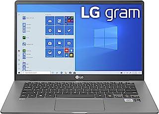 "LG Gram Laptop - 14"" Full HD IPS Display, Intel 10th Gen Core i7-1065G7 CPU 14-14.99 inches 14Z90N-U.AAS7U1"