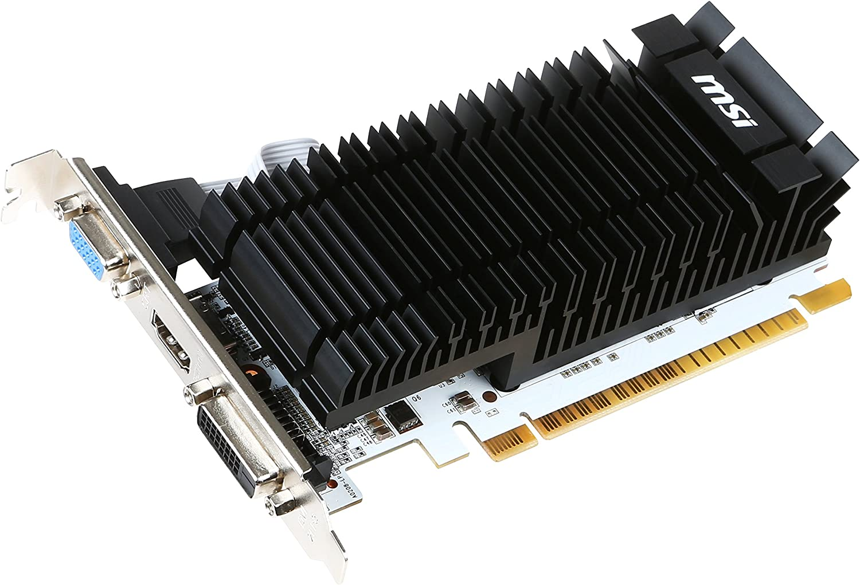 N730K-2GD5LP/OC MSI GeForce GT 730 Kepler GDDR5 2GB OC Low Profile ...