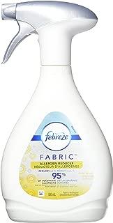 Febreze Air Freshener, Fabric Refresher Air Freshener, Allergen Reducer Clean Splash Air Freshener (1 Cout 800 MI)