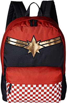 Captain Marvel Realm Backpack
