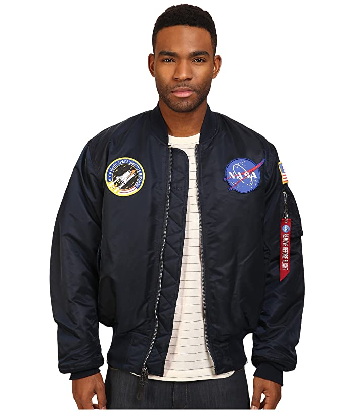 e597d40db NASA MA-1 Flight Jacket