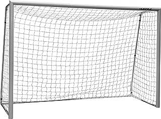 HUDORA Fußballtor Expert 120-300 - Garten Fußball-Tor aus Stahl für Kinder, Jugend und Erwachsene ohne Torwand in Standard & Kicker Edition