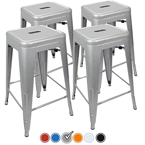 Tremendous Counter Height Bar Stools Amazon Com Creativecarmelina Interior Chair Design Creativecarmelinacom