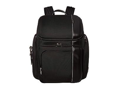 Tumi Arrive Ford Backpack (Black) Backpack Bags