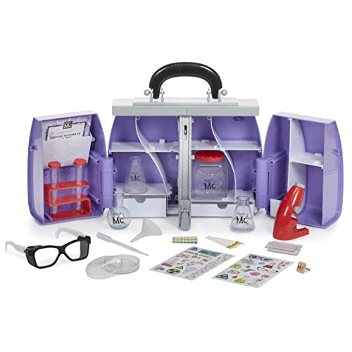 Project MC2 Ultimate Lab Kit Science Experments Play with Microscope /& Booklet