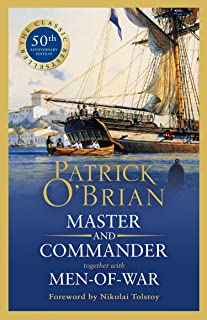 MASTER AND COMMANDER [Special edition including bonus book: MEN-OF-WAR]