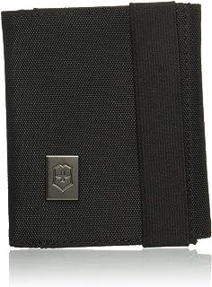 Victorinox 31172401 Monedero Unisex, Negro, 10 cm