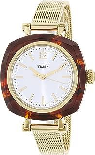 Timex Women's Helena TW2P69900 Gold Stainless-Steel Quartz Watch