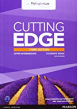 Cutting Edge 3rd Edition Upper Intermediate Students' Book with DVD and MyEnglishLab Pack