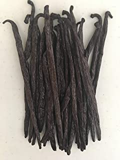 Vanilla Beans Grade A Madagascar (10 ea) for Extract, Paste, Cooking and Baking by FITNCLEAN VANILLA| 6