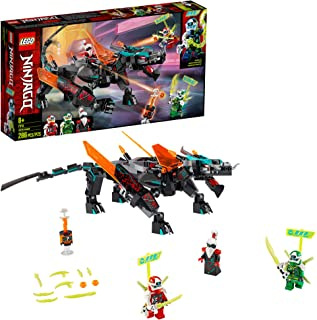 LEGO NINJAGO Empire Dragon 71713 Ninja Toy Building Kit, New 2020 (286 Pieces)